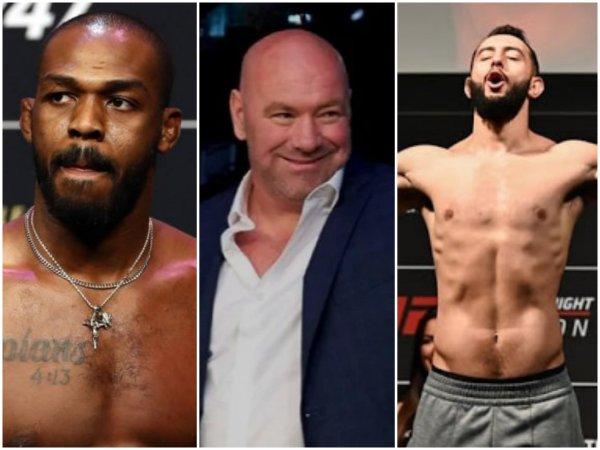 Уход Джонса из UFC открыл перед Рейесом перспективу стать чемпионом