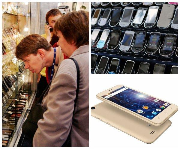 Российские смартфоны рискуют уступить место китайским аналогам