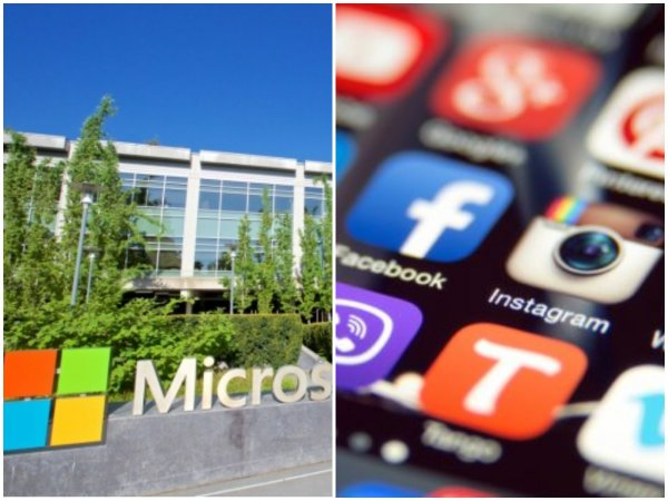 Microsoft обратила внимание на монополию App Store и Google Play