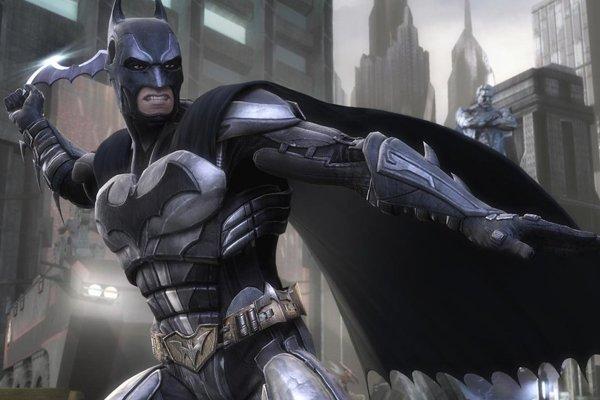 Injustice: Gods Among Us раздают бесплатно для ПК, Xbox 360 и PS4