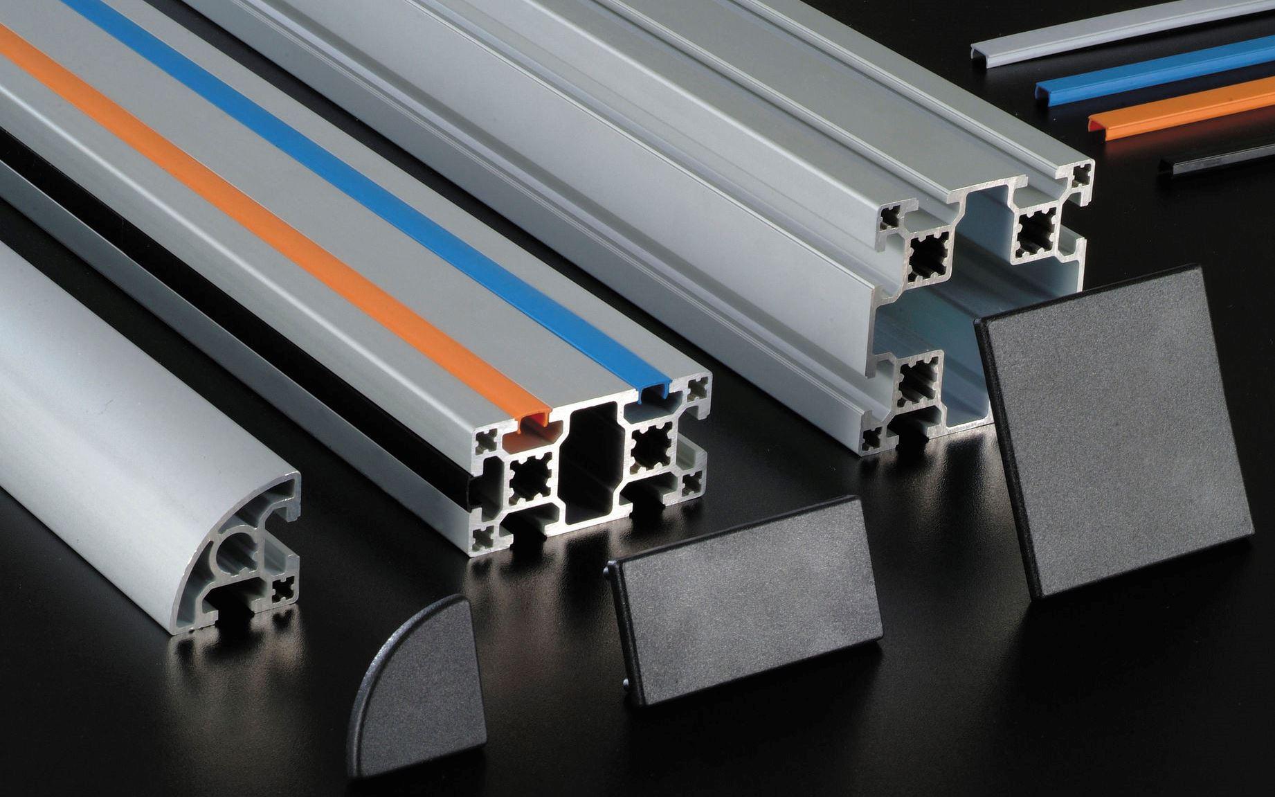 aluminum extrusions shapes