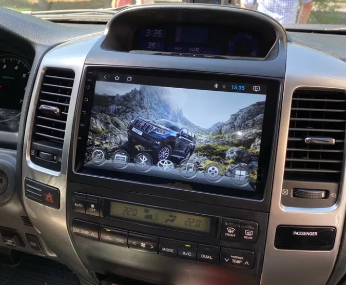 Типы автомобильных мультимедийных систем